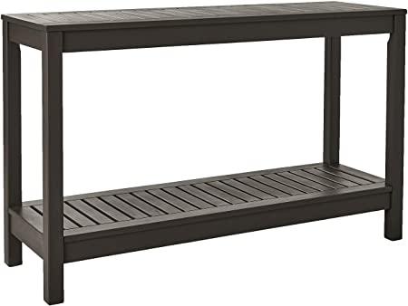 Amazon.com : Cambridge Casual Solid Wood Alfresco Outdoor Console .