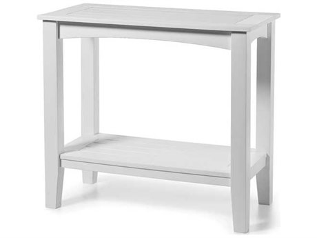 Recycled Plastic Outdoor Console Tables | LuxeDec
