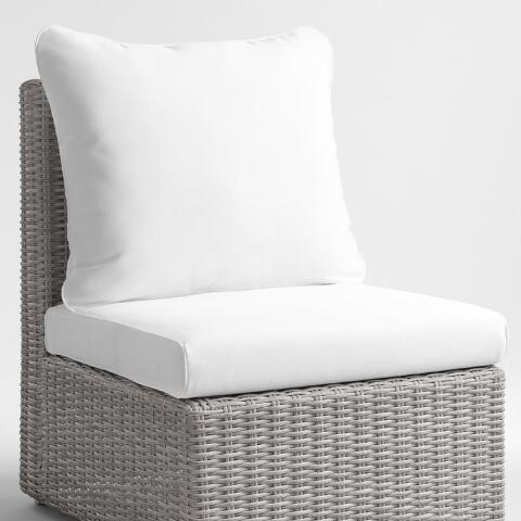 Replacement Veracruz Outdoor Cushion 2 Piece Set | World Mark