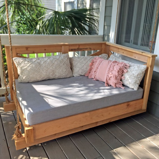 Custom Outdoor Daybed Cushions - Patio La