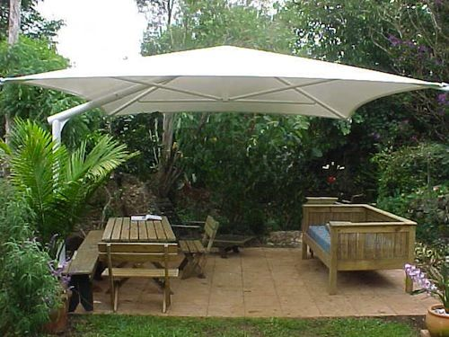 Outdoor Deck Umbrella