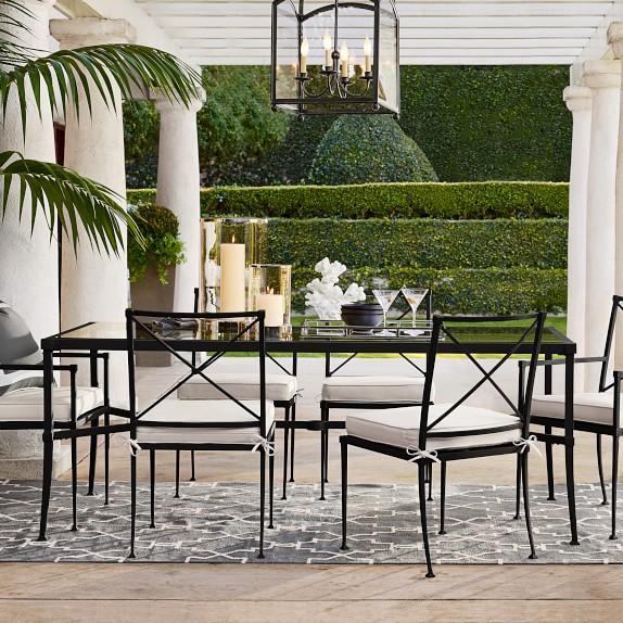 Bridgehampton Outdoor Dining Table | Williams Sono