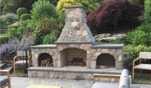 4 Outdoor Fireplace Ideas | Hayn