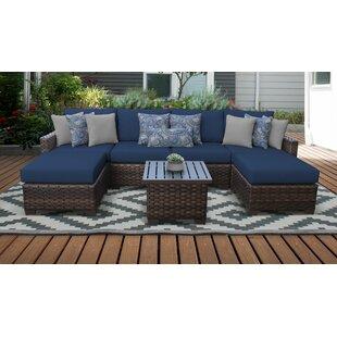 Grey Wicker Patio Furniture | Wayfa
