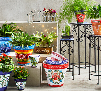 Outdoor Garden Decor