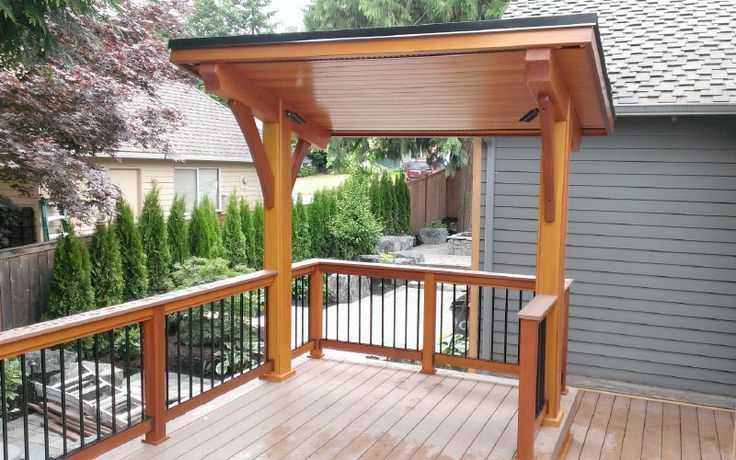 wooden bbq covers - Google Search | Grill gazebo, Outdoor grill .