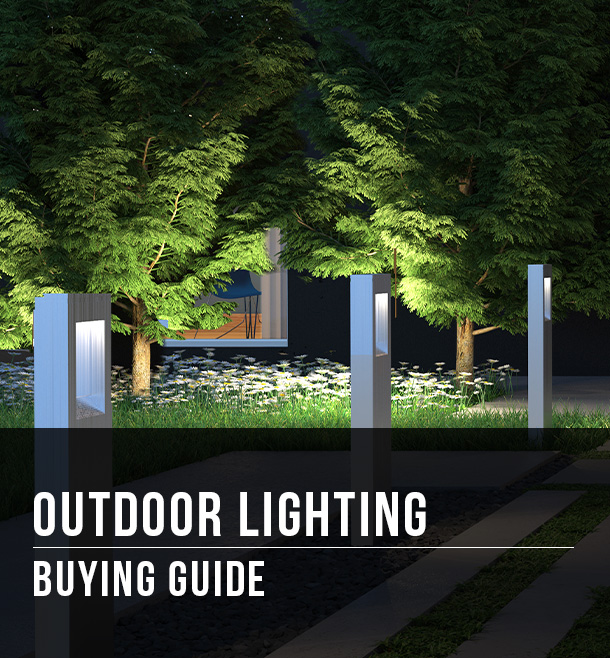 Outdoor Lighting Buying Guide at Menards