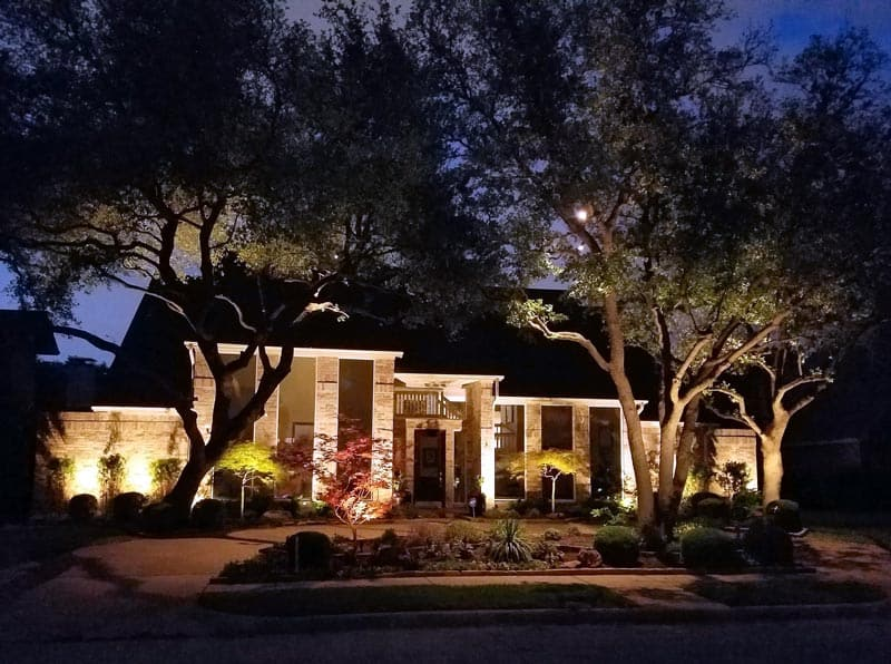 About Enhanced Outdoor Lighting | Austin and San Antonio,