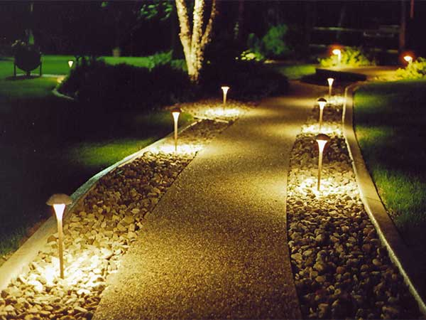 Outdoor Lighting · Bayview Garden Nurseries, L