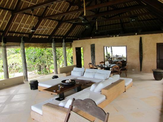outdoor living room - Picture of Nihi Sumba - Tripadvis