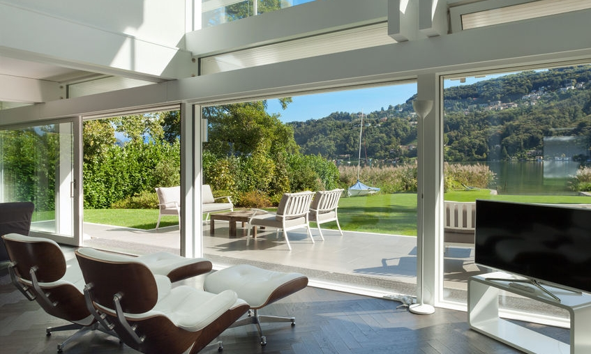 Taking Advantage of the Beauty of Indoor/Outdoor Living in Silicon .