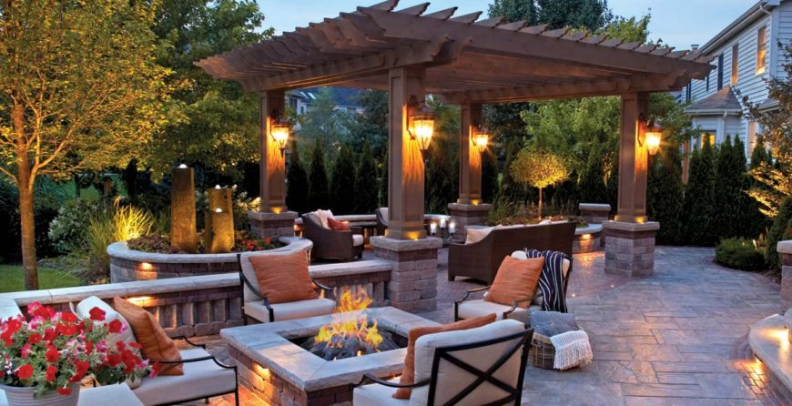 Outdoor Living Space: The Healthiest Idea You've Ever Had - A New .