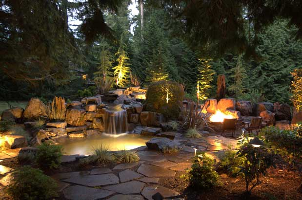 10 Fabulous & Inspiring Outdoor Living Spaces Around Seattle .