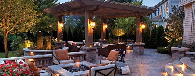 How To Create An Awesome Outdoor Living Spa