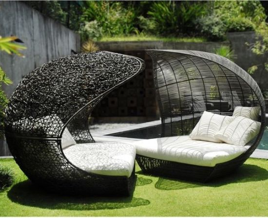 15 Unique Outdoor Lounge Chairs | Ultimate Home Ide