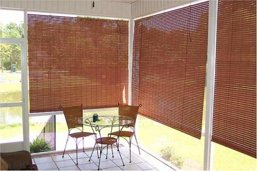 Outdoor patio blinds | Outdoor furniture Design and Ide
