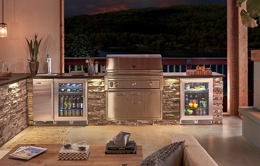 Outdoor Patio Design Ideas | Outdoor Kitchen Design Solutions .
