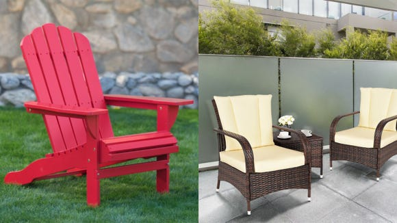 Patio furniture sale: Save up to 40% on outdoor pieces at Walma