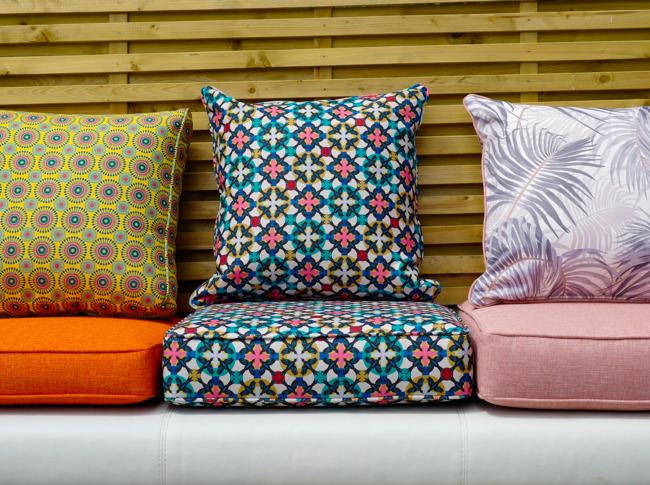 Hotel Outdoor Cushions / Luxury Hotel Cushions - Hotel Supplie