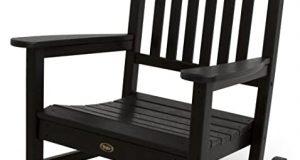 Amazon.com : Trex Outdoor Furniture Yacht Club Rocker Chair .