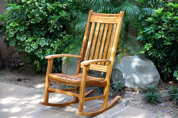 Zelaya Outdoor Rocking Chair – Masaya & C