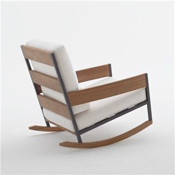 Modern Outdoor Lounge Chairs – Contemporary Outdoor Lounge Chair .