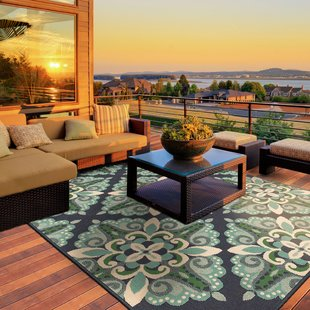 Give it that Interior appeal by using Patio Rugs on your Patio .