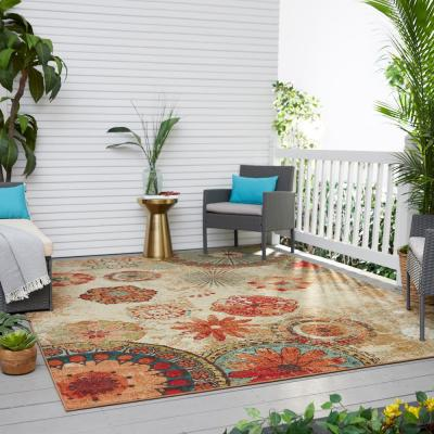 Outdoor Rugs - Rugs - The Home Dep
