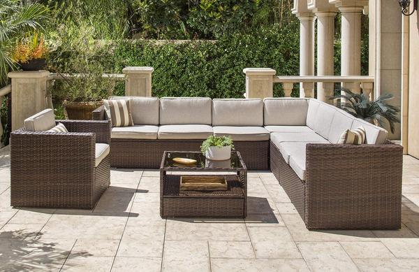 Best Outdoor Sectional Furniture - 2020 Fall Review Gui