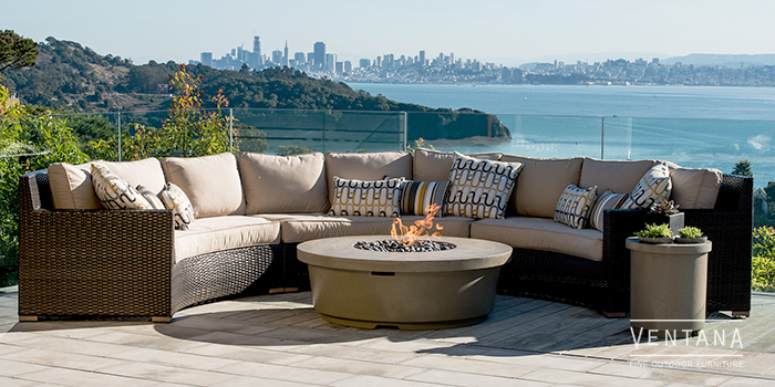 Deep Seating Outdoor Furniture: Stunning Sectionals & Patio Sets .