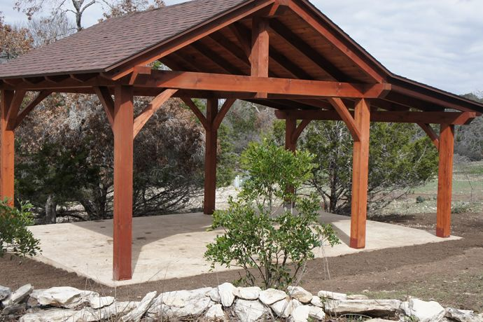 tin roof outdoor shelter | Pavilions San Antonio | Outdoor .