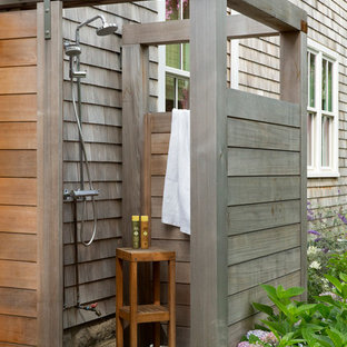 75 Beautiful Outdoor Shower Design Pictures & Ideas - September .