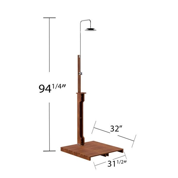 Shop Parson Outdoor Shower - Overstock - 120470
