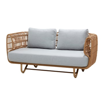 Cane-line - Nest 2-seater sofa outdoor | Conn