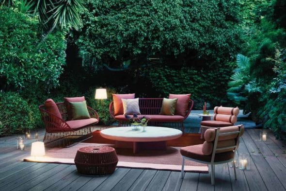 INSIDE OUT OUTFITS OUTDOOR SPACES WITH SMART STYLE - Southeast .