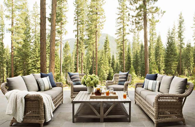5 Different Kinds of Outdoor Spaces | Blank Media Collecti
