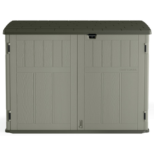 Large Horizontal Storage Shed - CMXRSSC4750 | CRAFTSM
