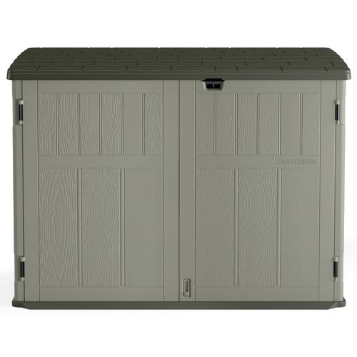 Large Horizontal Storage Shed - CMXRSSC4750 | CRAFTSM