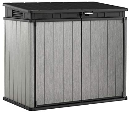 Amazon.com : KETER 17206703 Elite-Store Outdoor Storage Shed with .