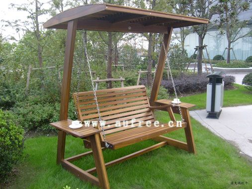 Pin by Mary Osteen on Get outside | Wooden swing chair, Swing .
