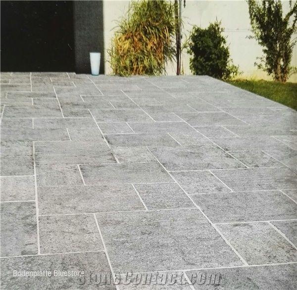 China Blue Stone Tiles Slabs,China Blue Stone Flooring Tiles .