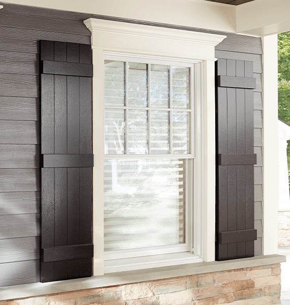 Exterior Shutters - The Home Dep