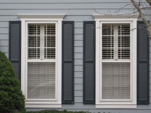 exterior window trim | Windows exterior, Window trim exterior .