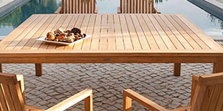 Outdoor Furniture Wood Types - Buyer's Guide - Luxury Outdoor .