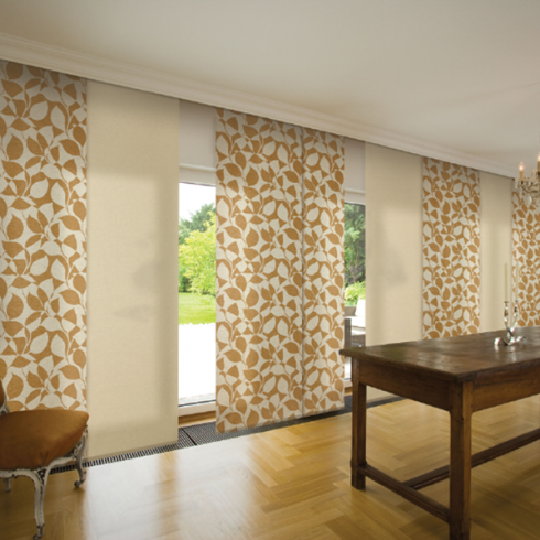 Panel blind is the most innovative shading solution for larger .