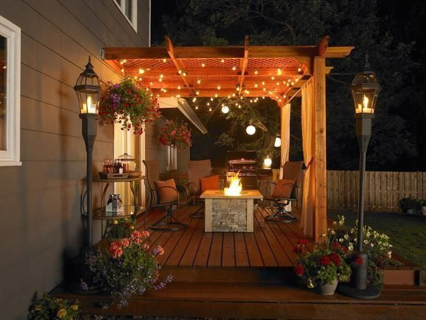 Patio Accessories: Ideas and Options in 2020 | Outdoor patio .