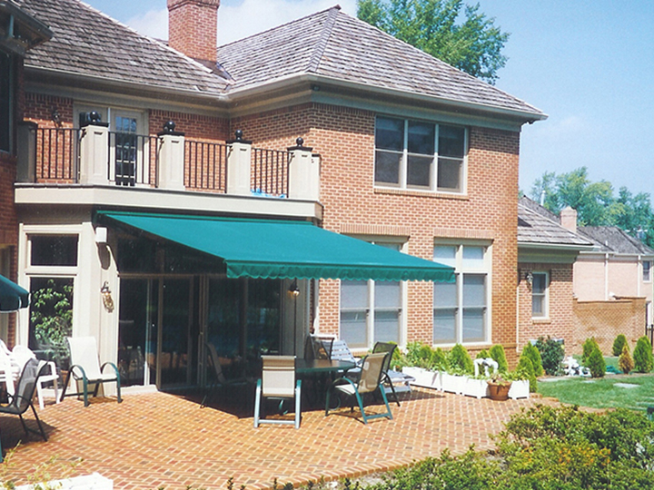 Retractable Patio & Deck Awnings Nationwide | Sunair Awnin