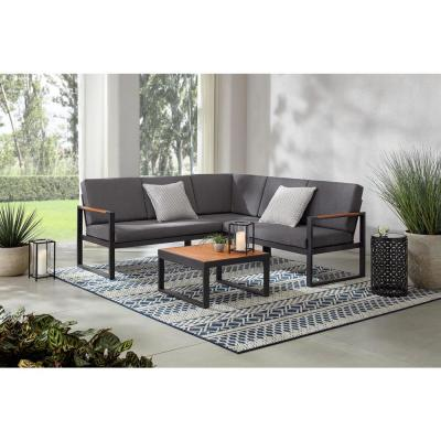 Patio Conversation Sets - Outdoor Lounge Furniture - The Home Dep