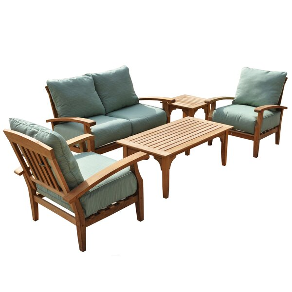 Wood Patio Conversation Sets | Up to 60% Off This Labor Day | Wayfa