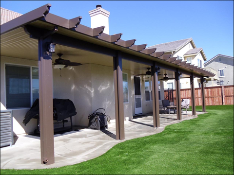 Wood Alumawood Patio Cover Colors Alumawood Patio Covers Pros And .